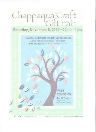 Chappaqua Fair Poster
